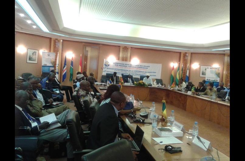 Conférence des Ministres - 14e Session extraordinaire